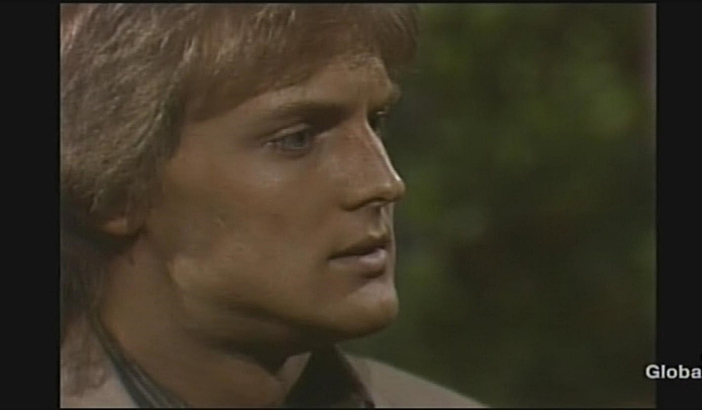 Paul flashback Young and Restless