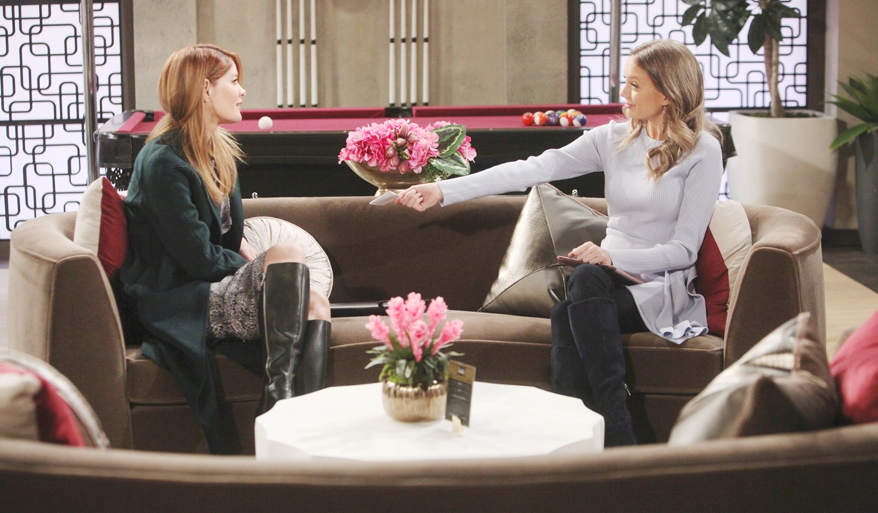 Phyllis, Abby offer Young and Restless