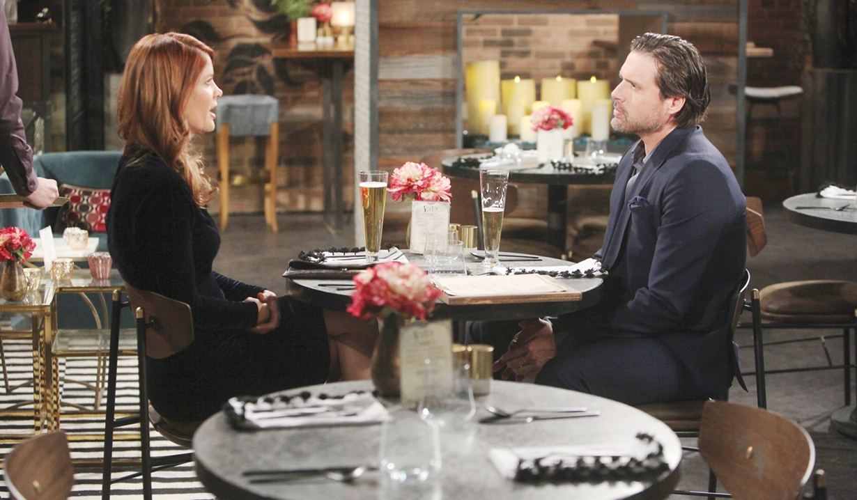 Phyllis, Nick talk about Summer Young and Restless