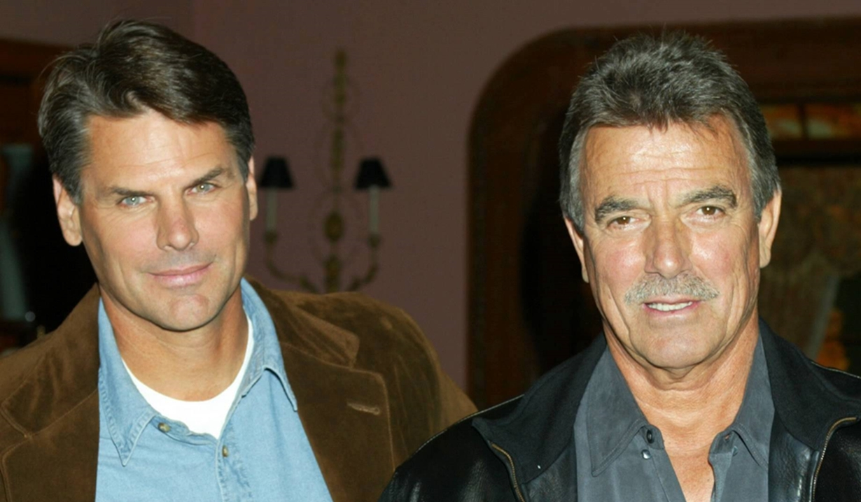 Robert Parucha, Eric Braeden as Matt Miller, Victor Newman Young and Restless