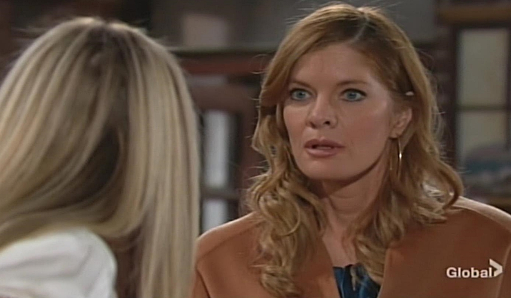 Sharon confirms breast cancer Phyllis Young and Restless