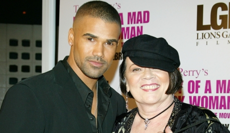Shemar Moore Marilyn Wilson Moore Young and Restless