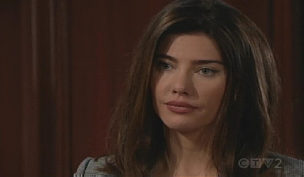 Steffy makes decision Bold and Beautiful