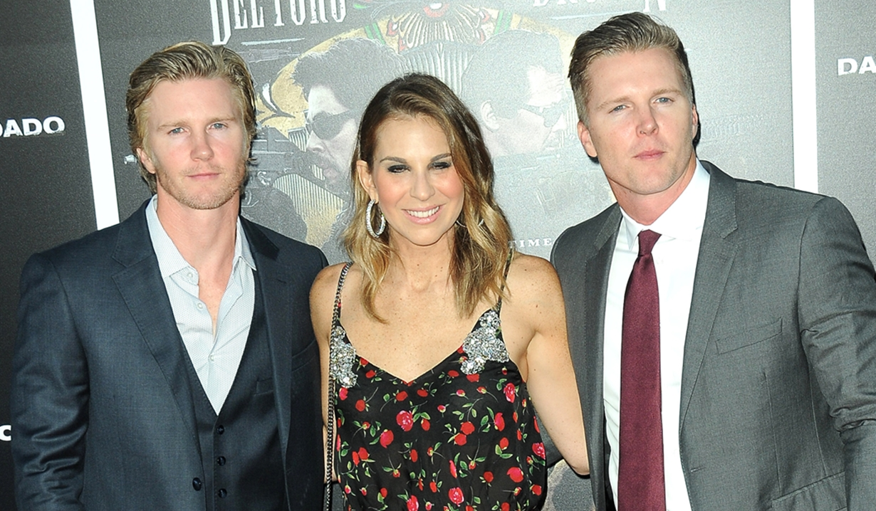 Thad Luckinbill, Molly Smith, Trent Luckinbill produce Postscript Young and Restless
