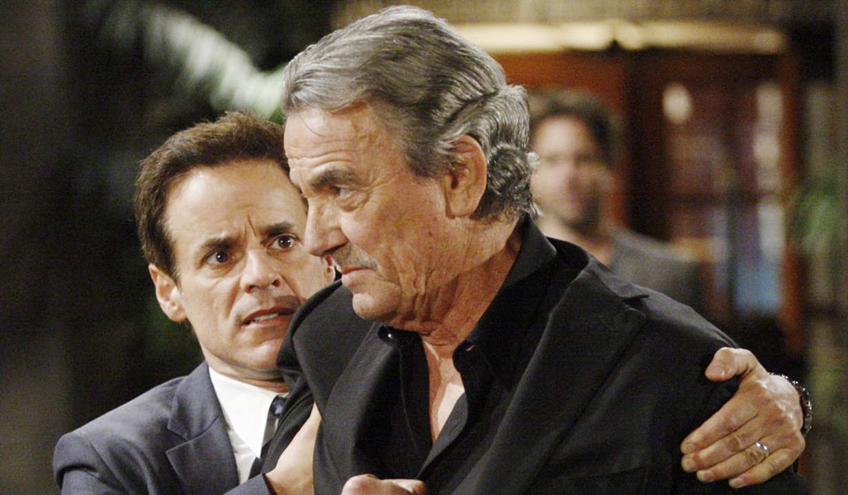 Michael, Victor fight Young and Restless