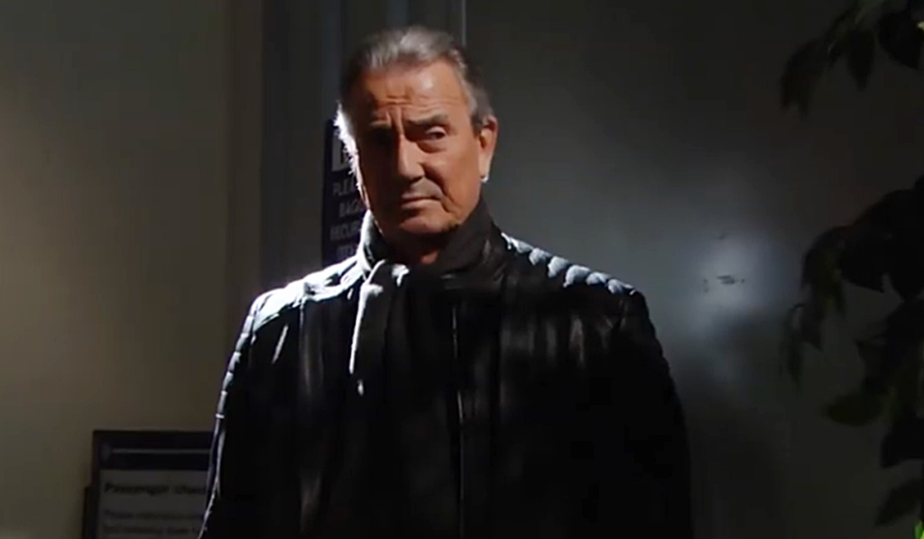 Victor Newman leather jacket Young and Restless