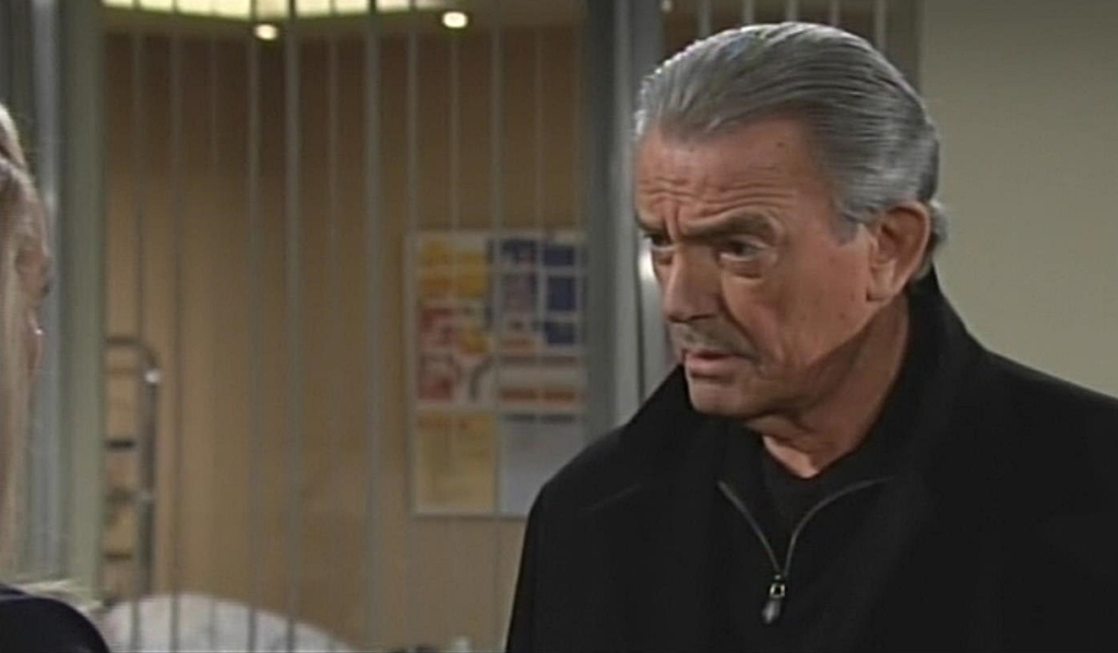 Victor accused by Nikki Young and Restless