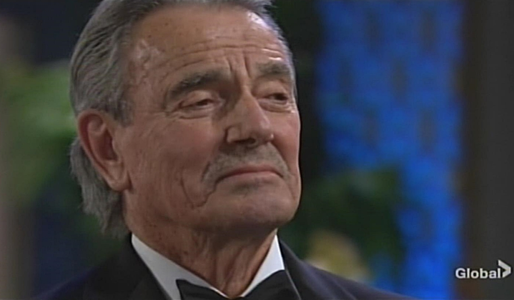 Victor reminisces Young and Restless