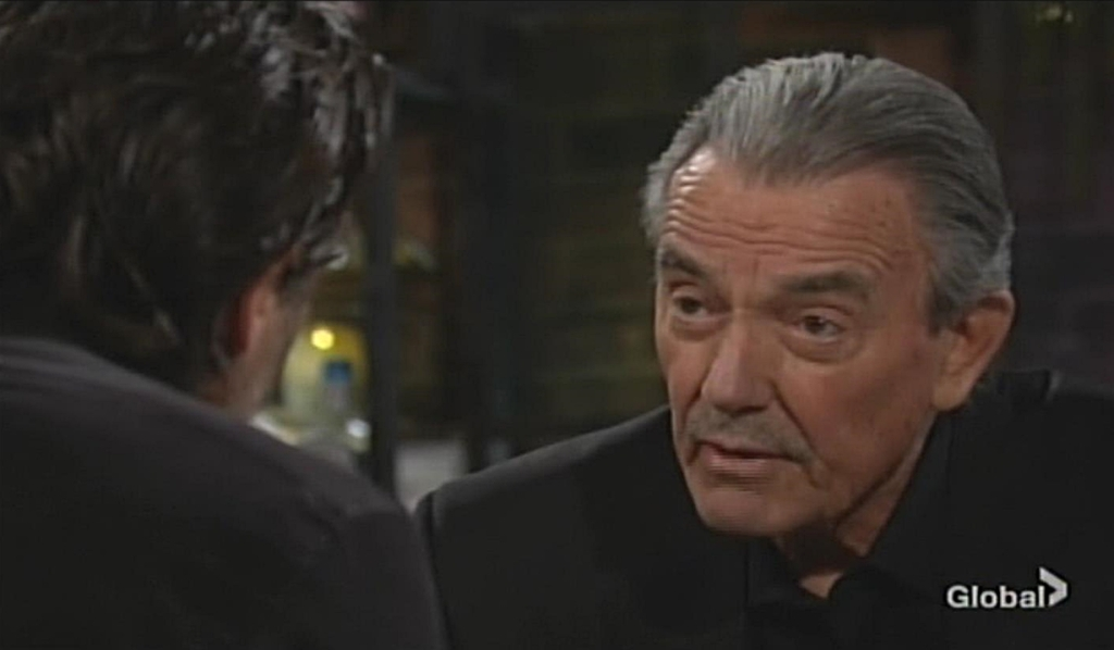 Victor warns Nick Young and Restless