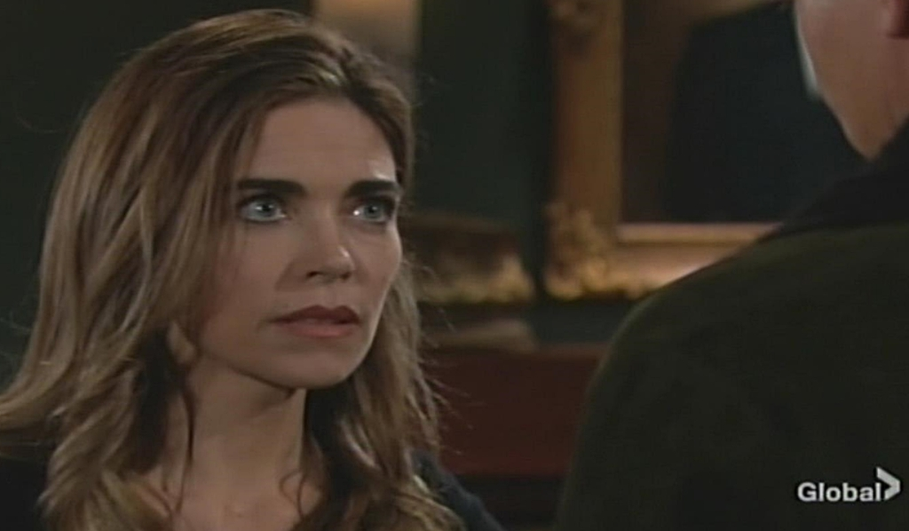 Victoria, Billy wants to see kids Young and Restless