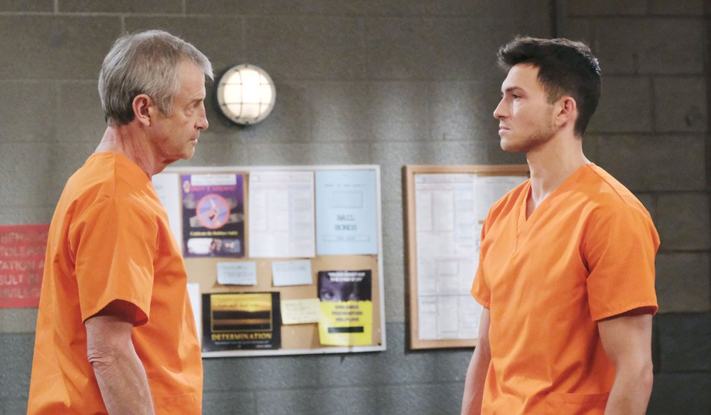 will helps Clyde and ben with their escape plan days of our lives