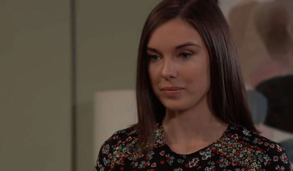 Willow learns Lucas is moving on General Hospital