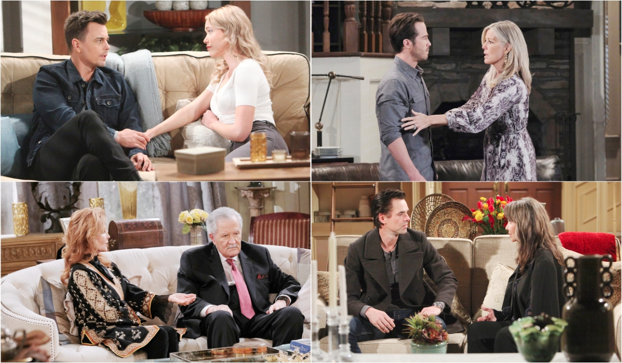 2-21-20 spoilers for bold and beautiful days of our lives general hospital young and restless