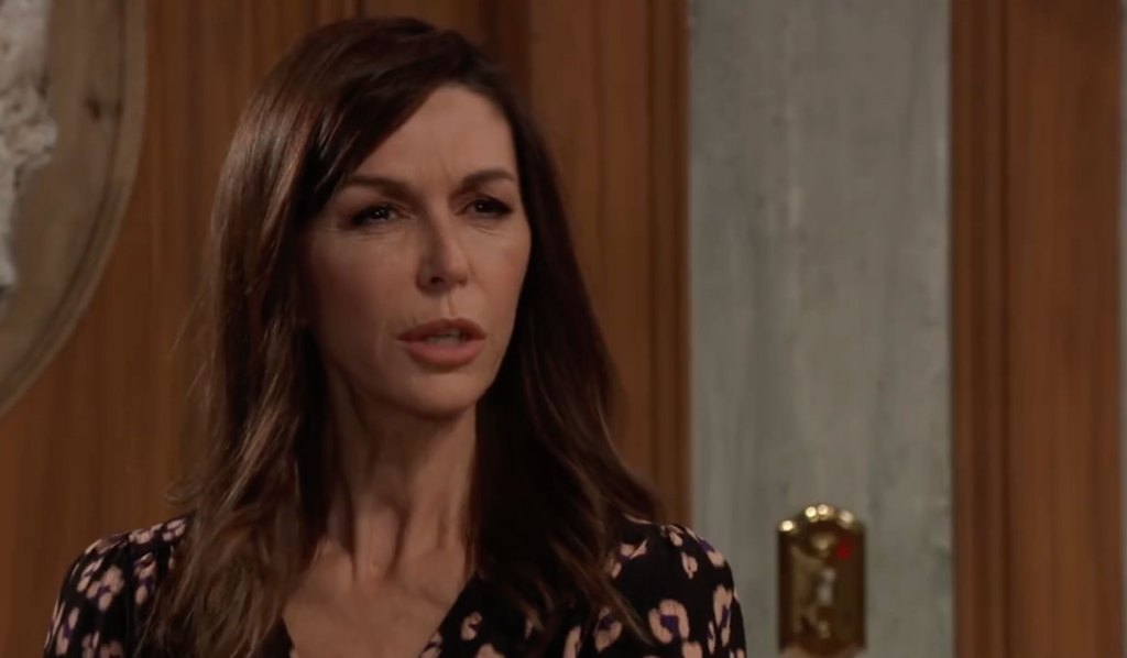 Anna questions Finn's loyalty on General Hospital