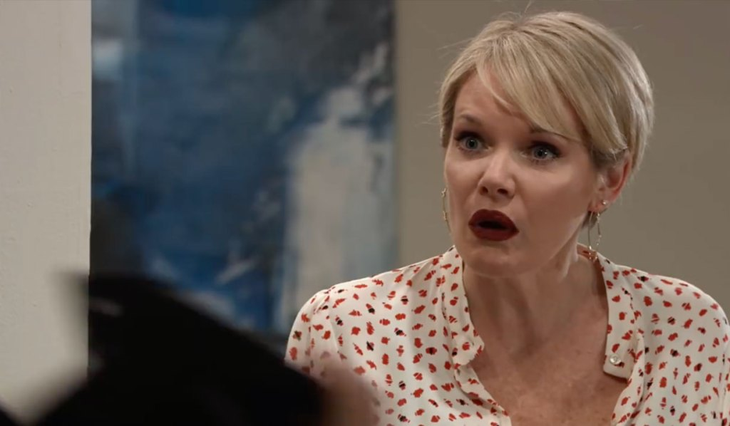 Ava worries about Nina on General Hospital
