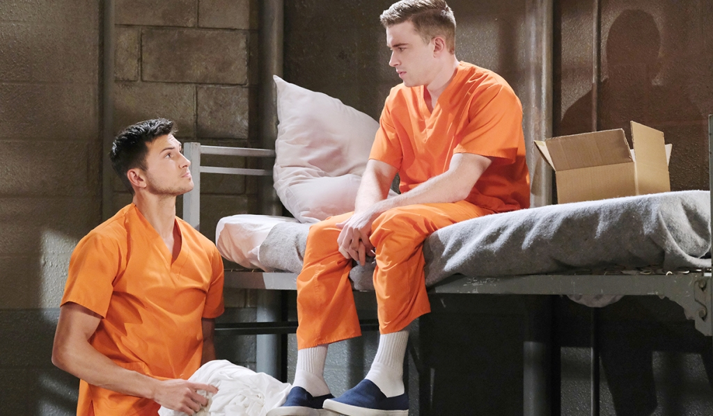 ben back in prison days of our lives