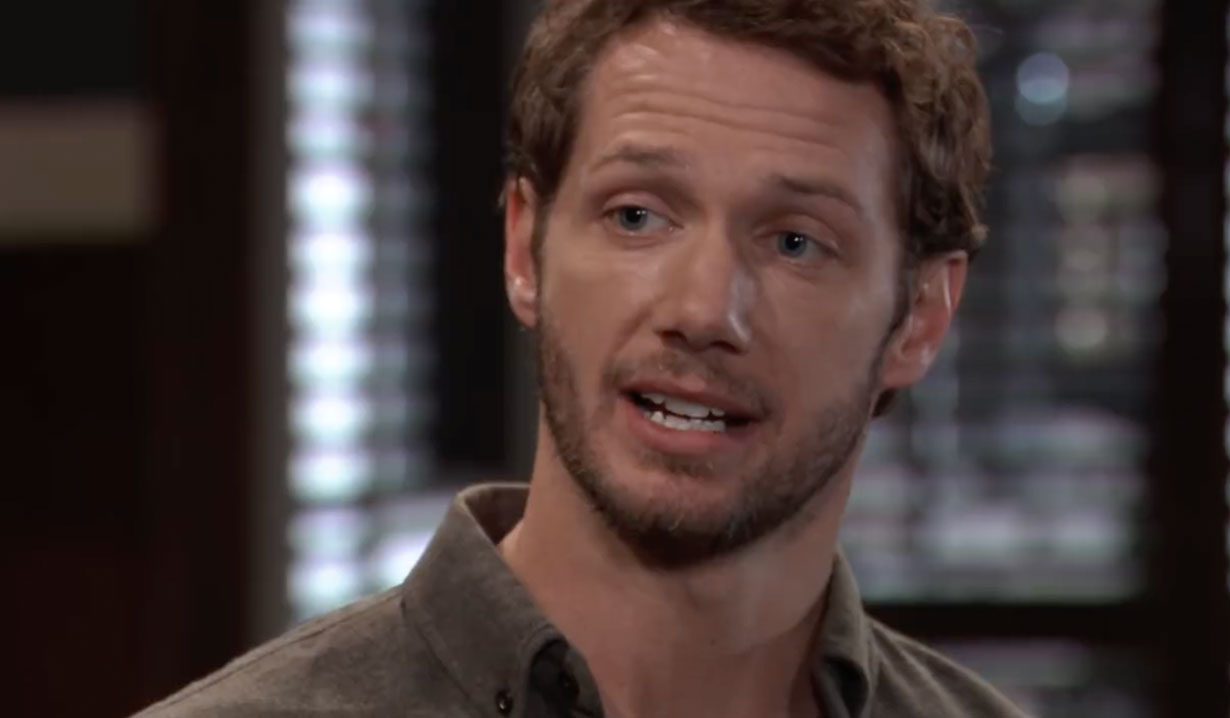 Brando wants to know the plan on General Hospital
