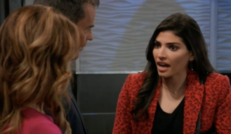 Olivia fires Brook Lynn on General Hospital