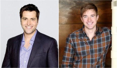 chandler massey and freddie smith fired days of our lives