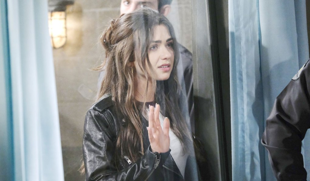 ciara looks at ben execution days of our lives