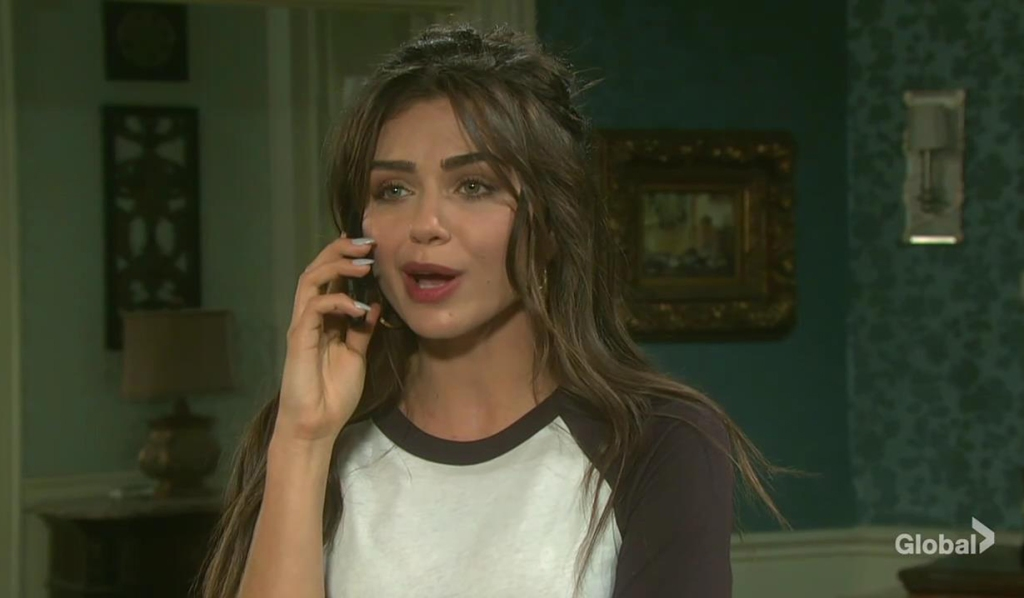 ciara on call days of our lives