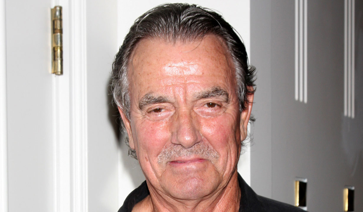 Dinner and photos with Y&R's Eric Braeden