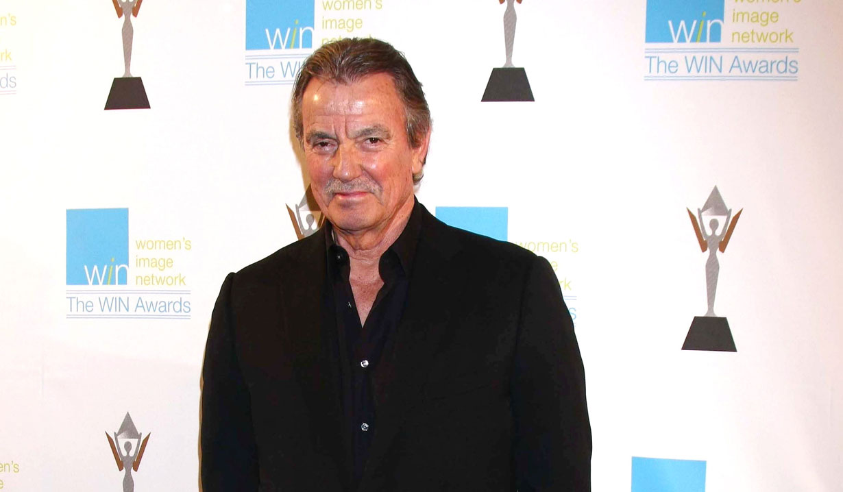 young and restless eric braeden to the talk