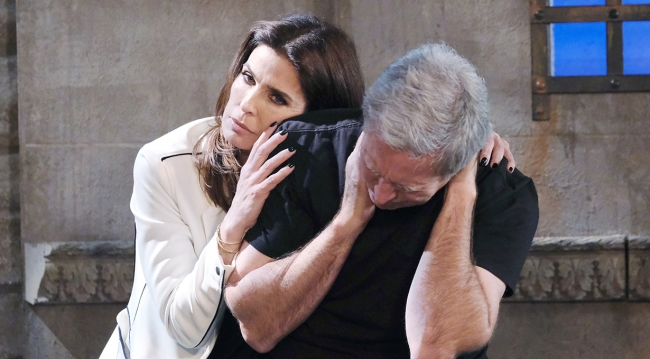gina holds john days of our lives