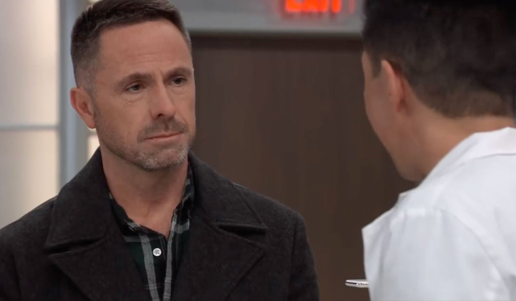 Julian learns Brad and Lucas are moving on General Hospital