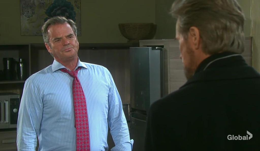 justin vs stefano days of our lives