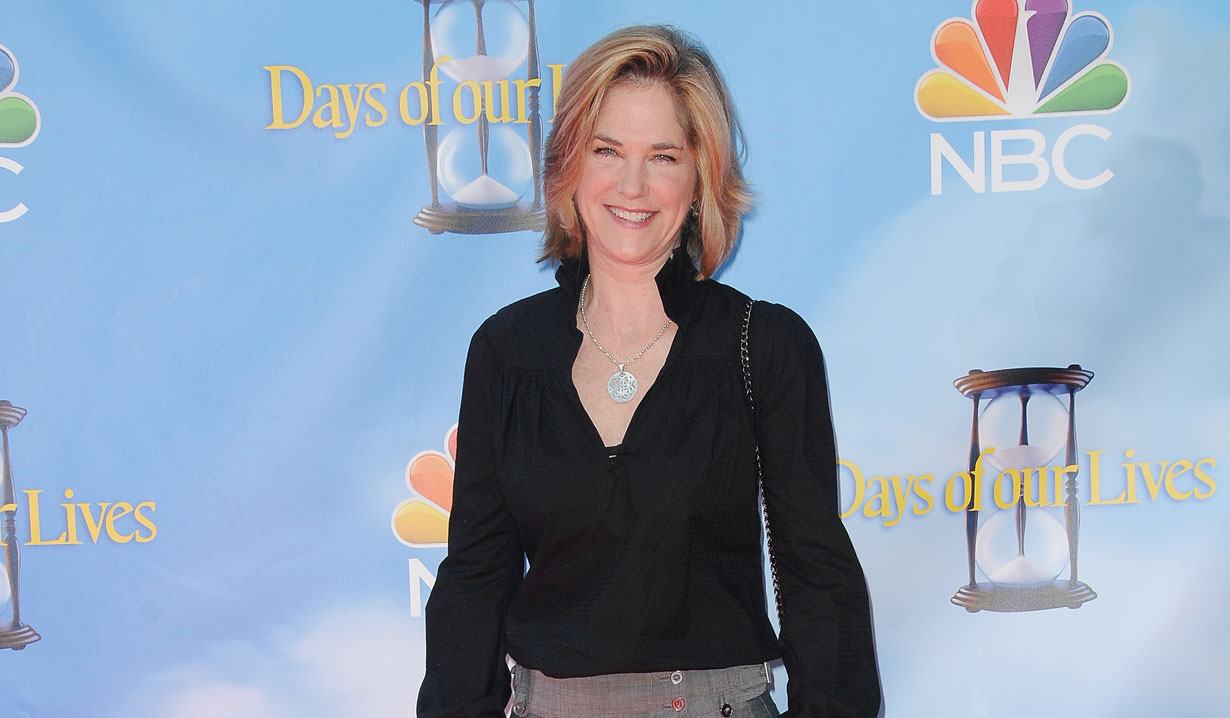 kassie depaiva makes days of our lives return as eve