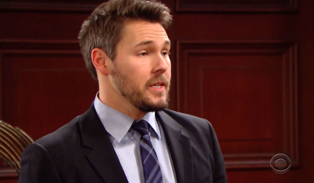 Liam vows to expose Thomas on the Bold and the Beautiful