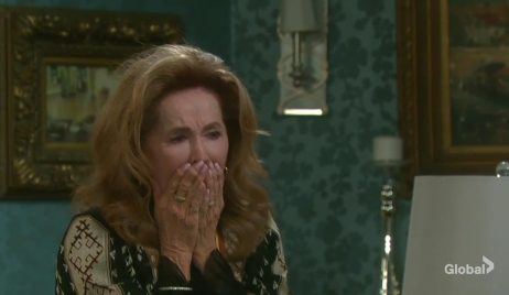 maggie realizes she killed adrienne days of our lives