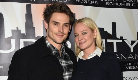 Mark Grossman, Sharon Case attends the Screening of Amazons STUDIO CITY to Benefit Elks Lodge Charities and FYC Independents at the Van Nuys / Reseda Elks Lodge in an Nuys, California on February 11, 2020© Jill Johnson/jpistudios.com310-657-9661