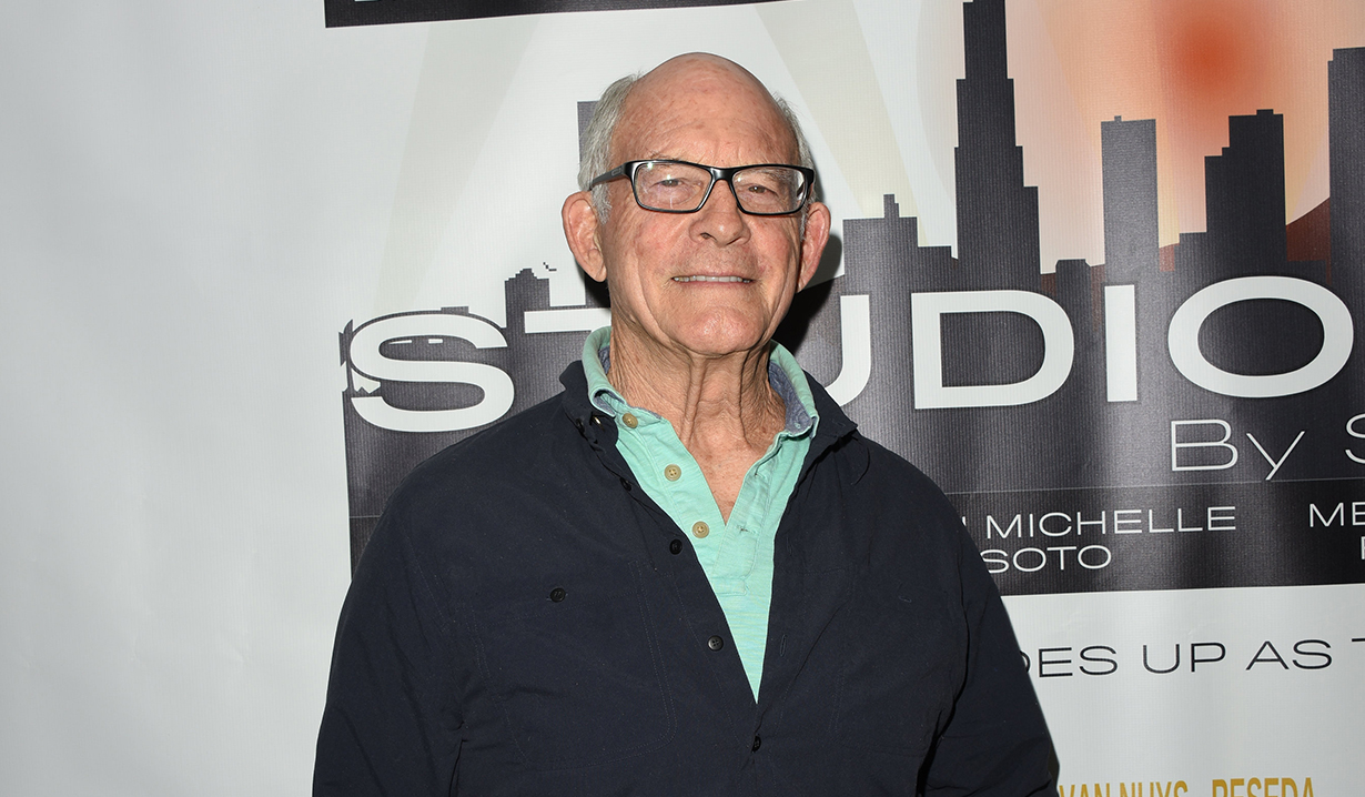 Max Gail attends the Screening of Amazons STUDIO CITY to Benefit Elks Lodge Charities and FYC Independents at the Van Nuys / Reseda Elks Lodge in an Nuys, California on February 11, 2020 © Jill Johnson/jpistudios.com 310-657-9661