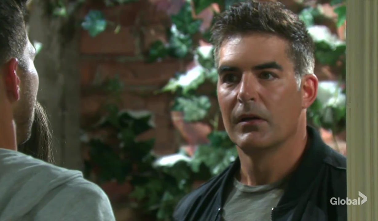 rafe catches ben days of our lives