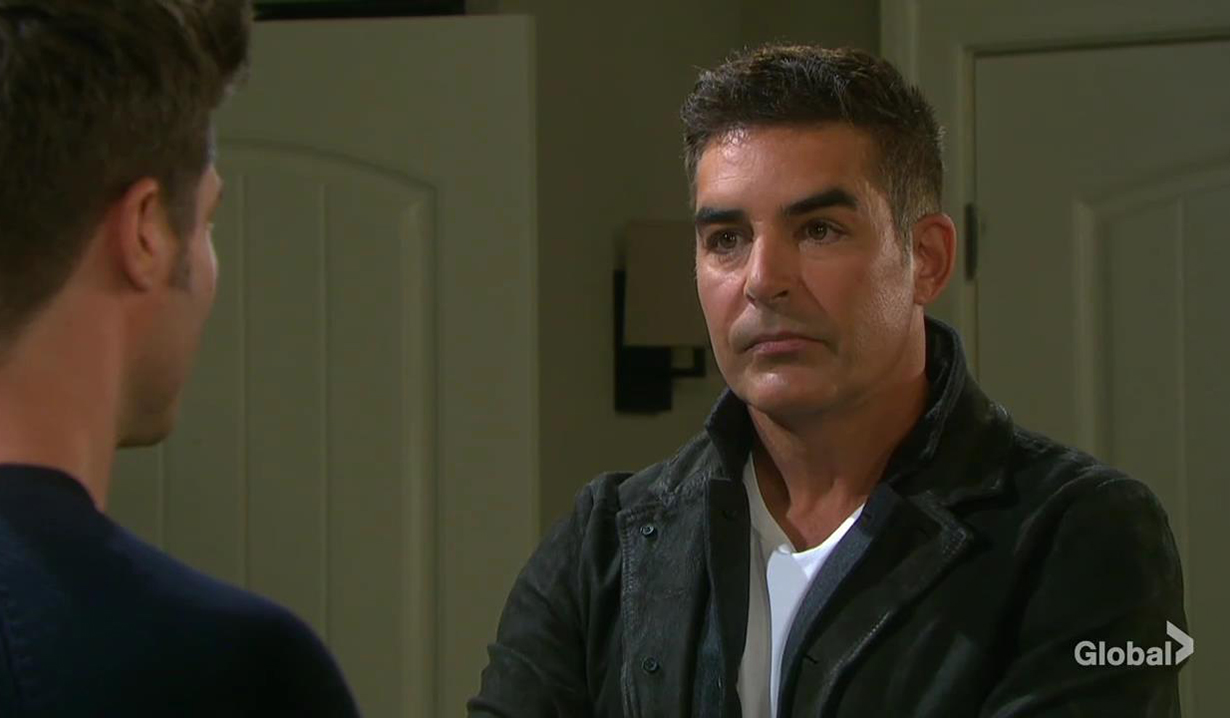 rafe confronts evan days of our lives