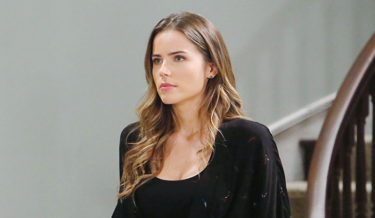 sasha does what's right for her general hospital