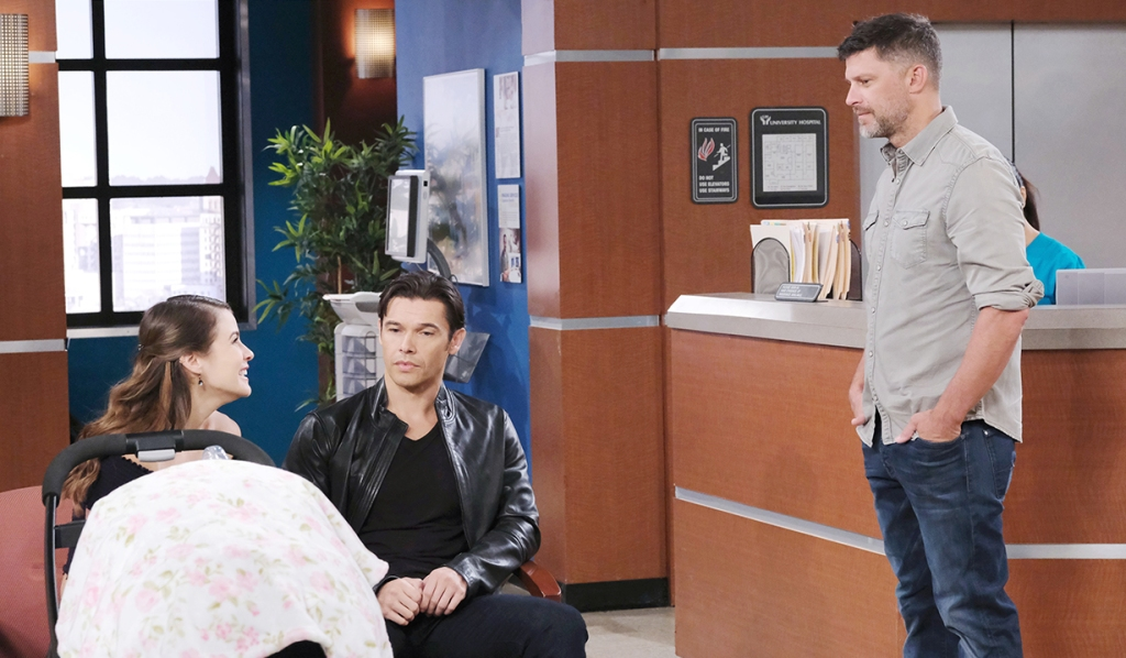 mickey found donor days of our lives