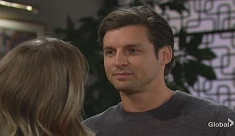 Abby, Chance plan Young and Restless