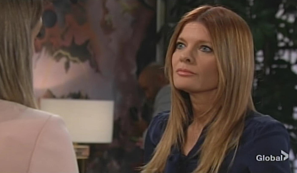 Abby, Phyllis warning Young and Restless
