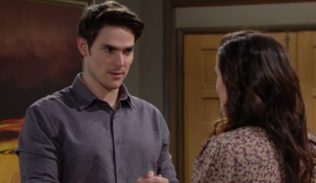 Adam, Chelsea take bait Young and Restless