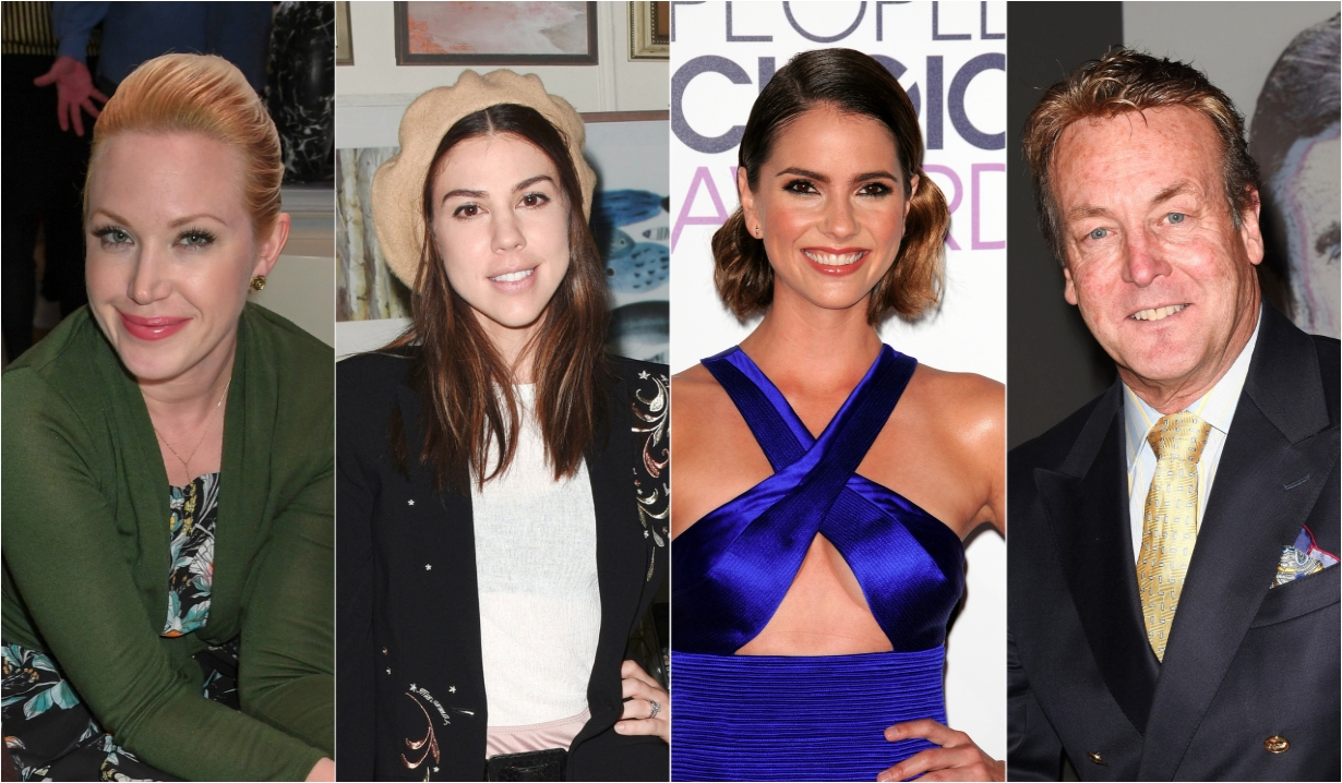 Adrienne Frantz Kate Mansi Shelley Hennig Doug Davidson Days of our Lives General Hospital Bold and the Beautiful Young and the Restless