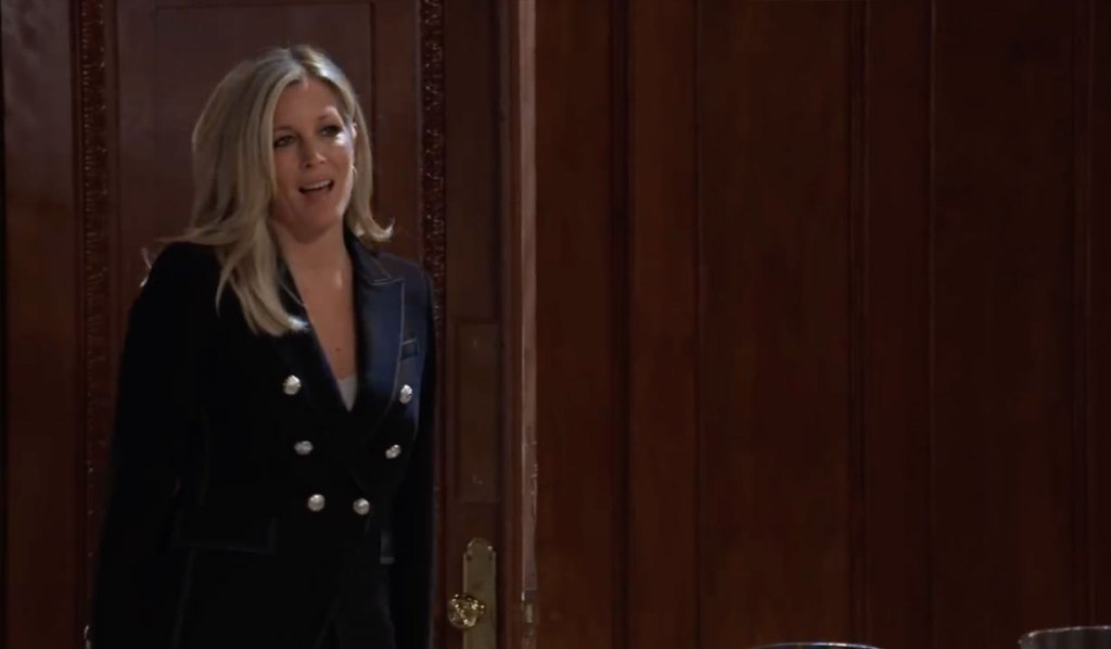 Carly gloats to Nelle in court on General Hospital