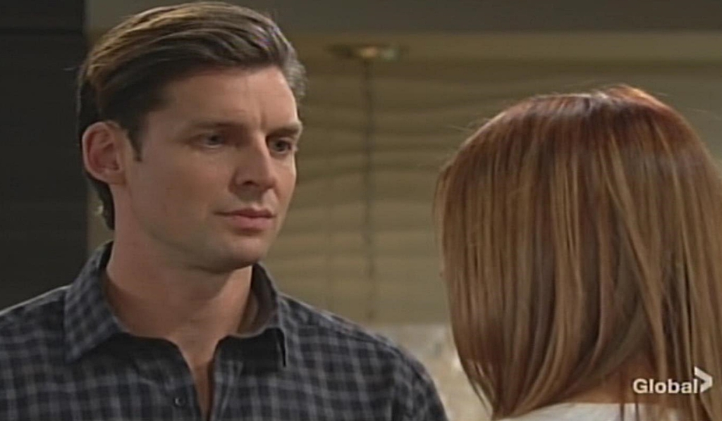 Chance, Phyllis cross line Young and Restless