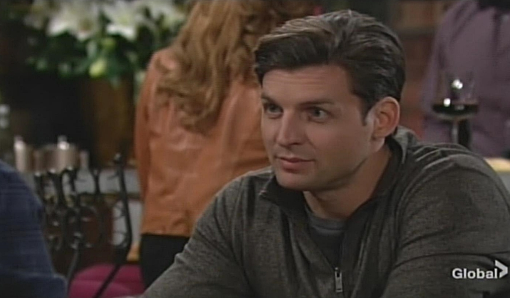 Chance updates Adam Young and Restless