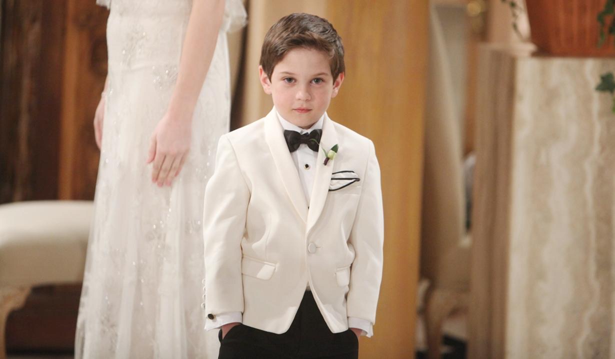 Douglas wedding Bold and Beautiful