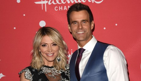 Hallmark suspends Home-Family hosted by Cameron Mathison and Debbie Matenopoulos
