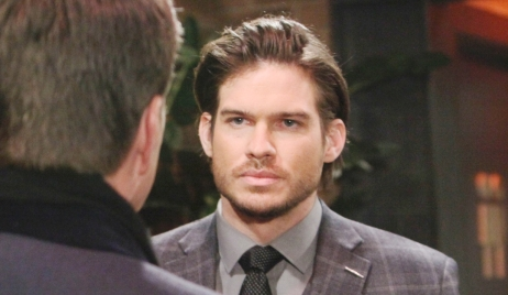 Jack works to keep Theo under control Young and Restless