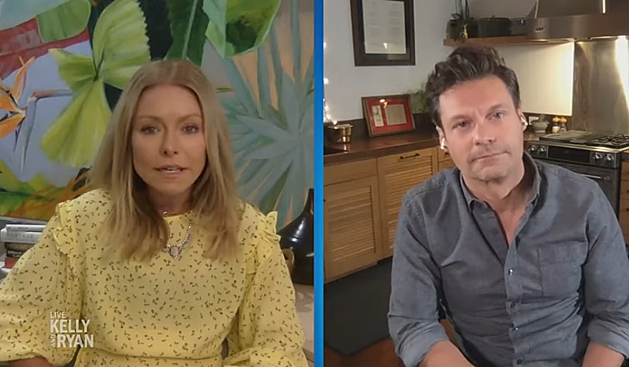 Kelly Ripa, Ryan Seacrest talk John Callahan's death Days of our Lives